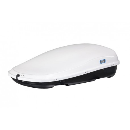 CRUZ Roof Box 450L - Gloss White
