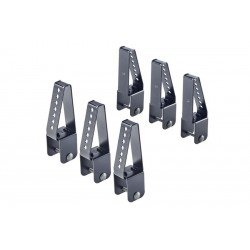 CRUZ Load Stops for 35x35 Bars- set of 6