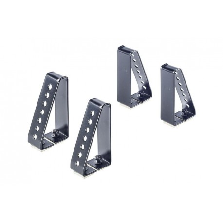 CRUZ Load Stops T-Track Mount- set of 4
