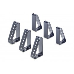 CRUZ Load Stops T-Track Mount- set of 6