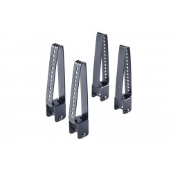 CRUZ Load Stops 18cm HIGH 35x35 Bars set 4