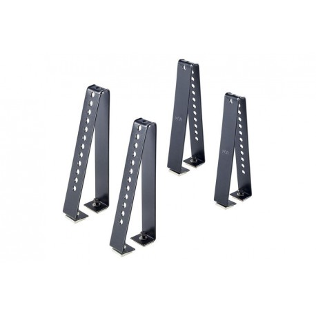 CRUZ Load Stops 18cm HIGH T-Track set 4