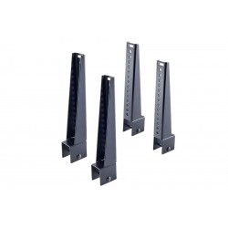 CRUZ Load Stops 25cm 35x35 bars - set of 4