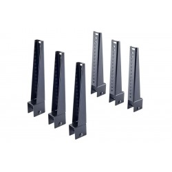 CRUZ Load Stops 25cm 35x35 bars - set of 6