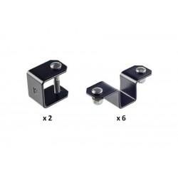 CRUZ fixation kit for 3 Walkways for N+ Series