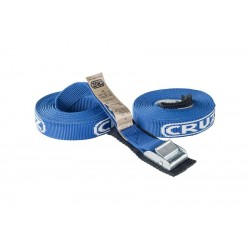CRUZ Camlock Straps - set of two X 3m tie downs