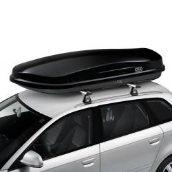 Roof box Paddock 630N -black glossy-