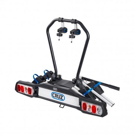 CRUZ Bike Carrier Towball Mount for 2 bikes - Pivot 2
