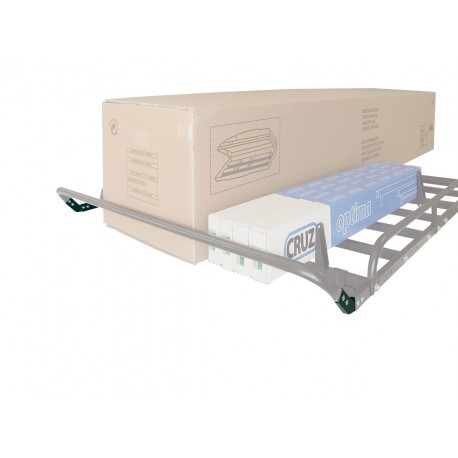 CRUZ Front Rail Guard for N+ Roof Tray - 120cm wide