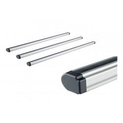 CRUZ Commercial ALU Bars- Set of 3 bars AF3-128