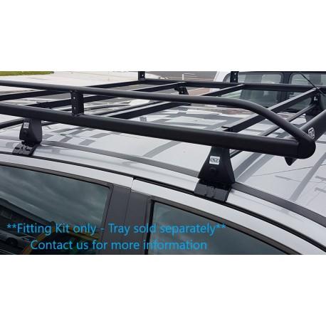 CRUZ Roof Tray Fitting Kit for Mitsubishi L-200 / Triton 2006 - 2015