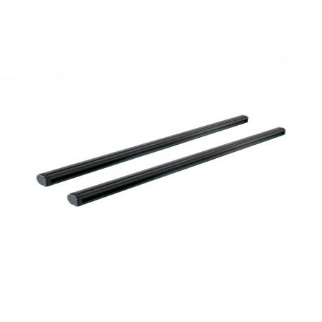 CRUZ Commercial Alu DARK 128cm - set of 2 bars