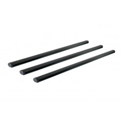 CRUZ Commercial Alu AF3 DARK 158cm - set of 3 bars