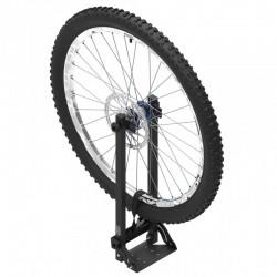 CRUZ Spare Bike Wheel Carrier - Roof Rack Mount