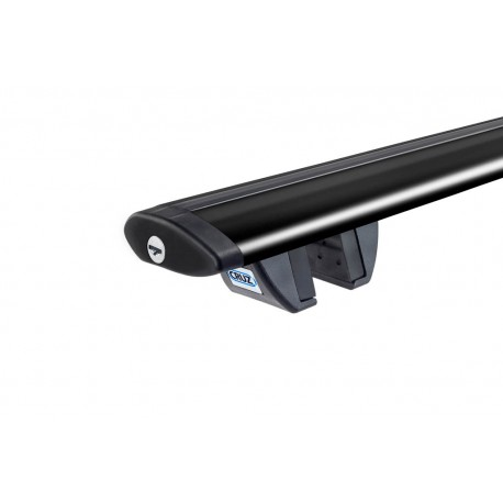 CRUZ Airo Dark Roof Racks for siderails - Airo Dark R118
