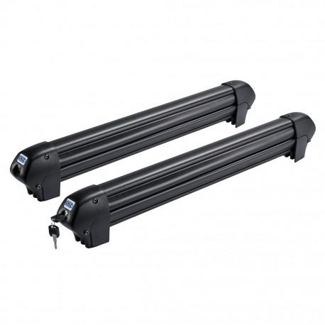 CRUZ Ski/Snow/Rod Carrier - Dark - (Premium large size)