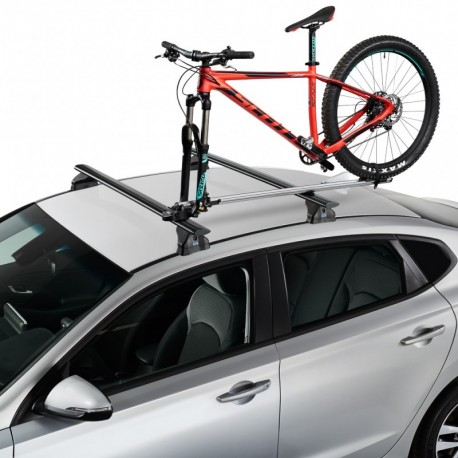 CRUZ Criterium Bike Carrier - Fork mount - Roof Rack mounted