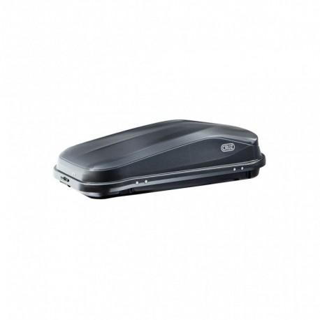 CRUZ Easy Roof Box - 320L Gloss Black